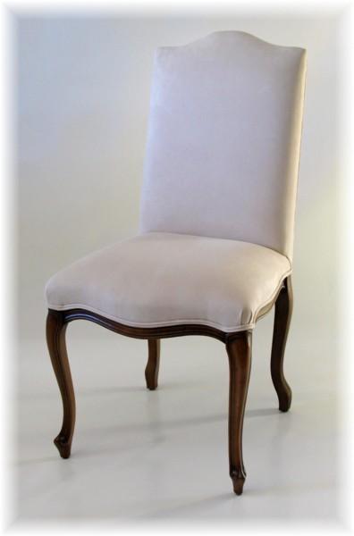Art 358 Scroll Side Chair
