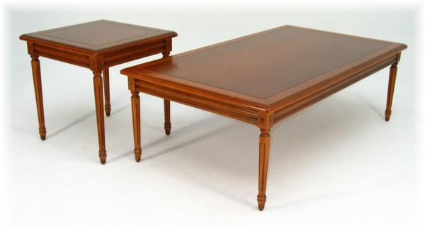 Art 1663 & 1664 LXVI Coffee Tables