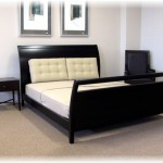 Art 0411 Sleigh Bed
