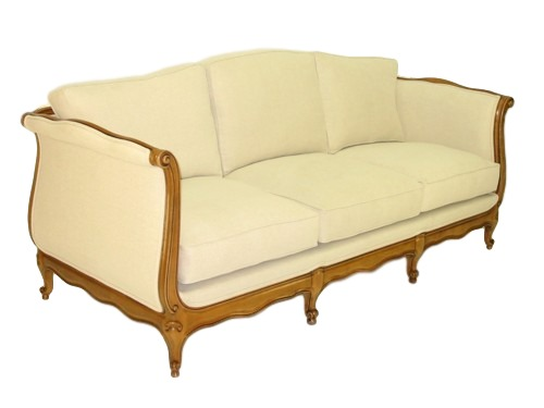 Art. 619 French Settee ,3LC